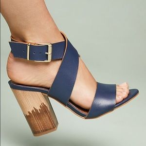 NEW Anthropologie Raphaella Booz Malia Heels